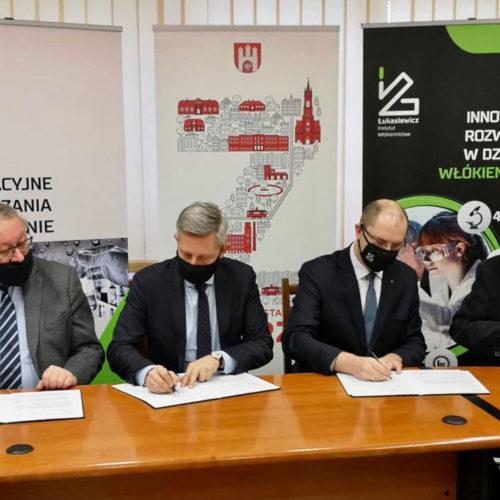 Łukasiewicz – IW liderem partnerstwa na rzecz budowy Oczyszczalni Przyszłości