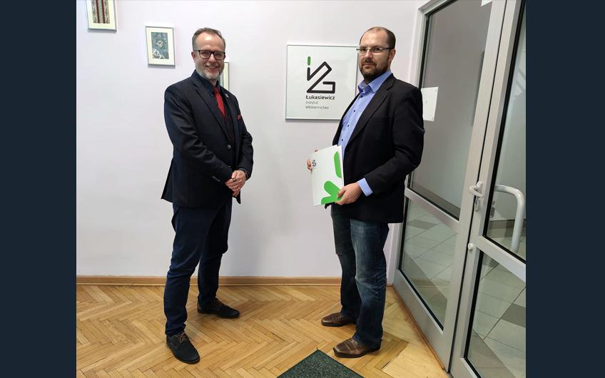 Ł-IW oraz MORATEX rozpoczynają współpracę