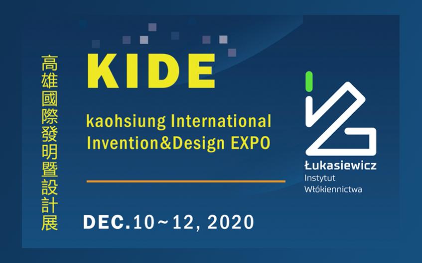 Złoto i Srebro dla Ł-IW na Kaohsiung International Invention and Design Expo