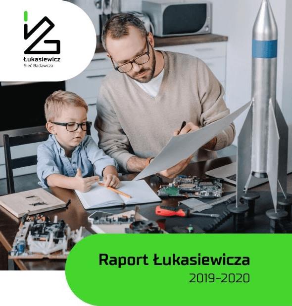 Nauka dla Przyszłości. Łukasiewicz podsumowuje 2 lata działalności w raporcie dla szerokiego grona odbiorców