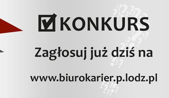 Studencie PŁ oddaj swój głos na Łukasiewicz – IW
